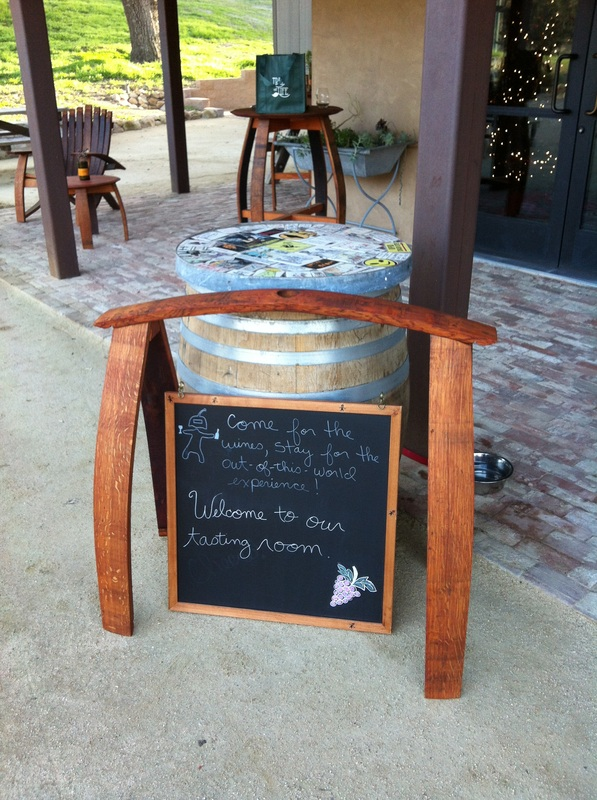 Product 2 Wine Country Barrel Furniture